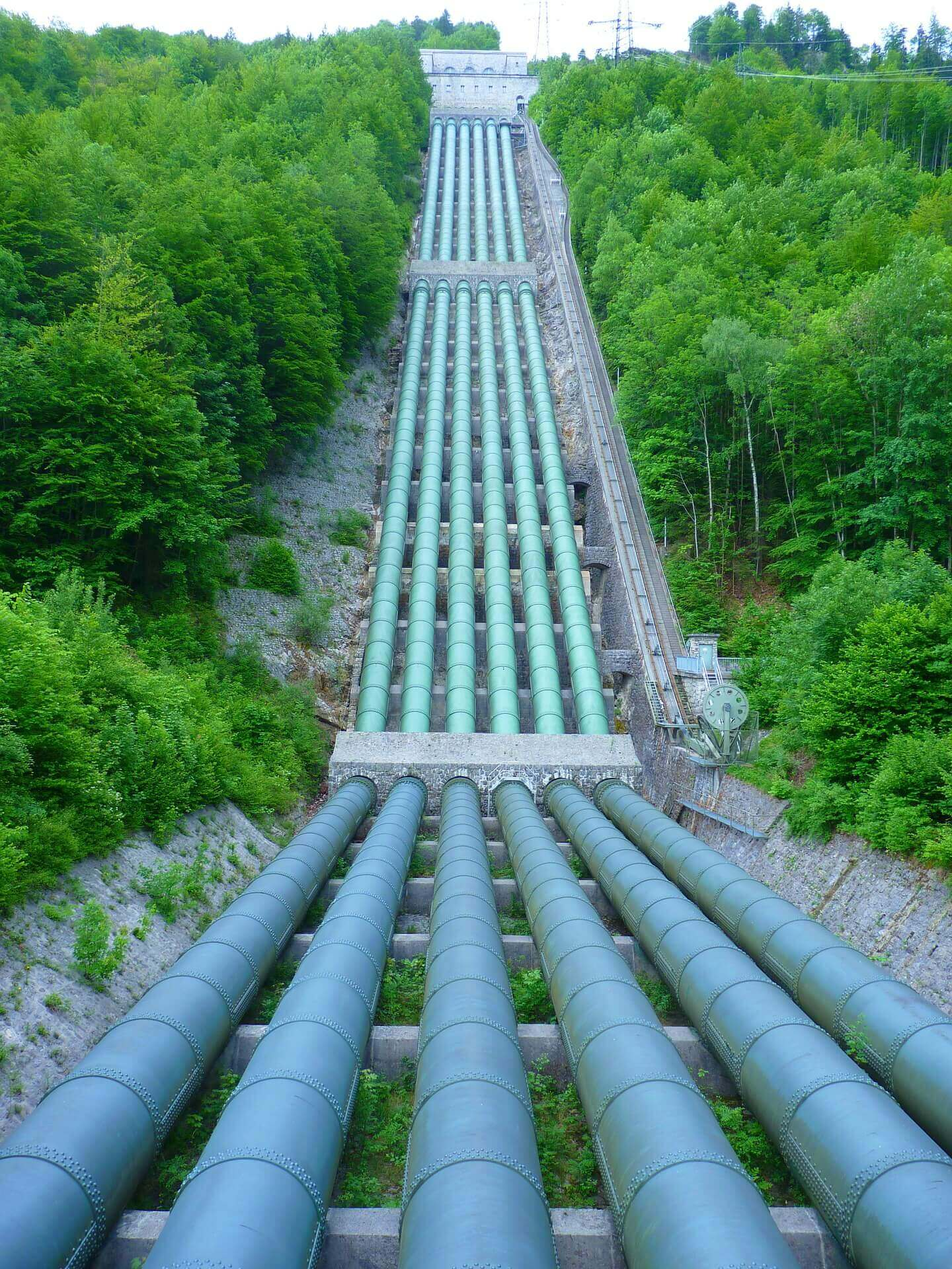 pipeline security system
